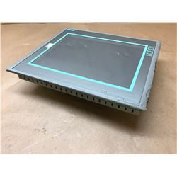 SIEMENS 6AV6 644-0AA01-2AX0 TOUCH PANEL