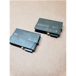 (2) Siemens 1P6ES7 135-4FB00-0AB0 Modules