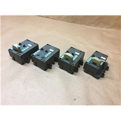 (4) Siemens 6GT2-002-0HA00 Expansion Module