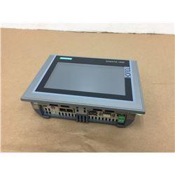 Siemens 1P 6AV6 124-0GC01-0AX0 TP700 Comfort