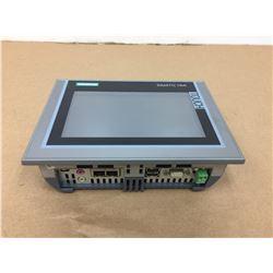 Siemens 1P 6AV2 124-0GC01-0AX0 TP700 Comfort