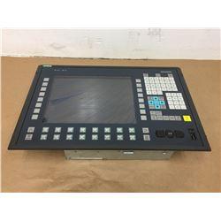 Siemens 1P 6FC5210-0DF02-0AA0 SINUMERIK PCU 50 w/ 1P 6FC5203-0AF02-0AA0 Operator Panelfront