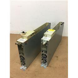 (2) SIEMENS 1P 6FC5247-0AA00-0AA3 & 1P 6FC5247-0AA00-0AA2 SINUMERIK 840D NCU-BOX 13A