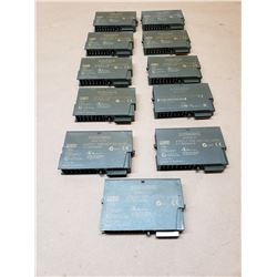 Lot of (11) SIEMENS 6ES7 138-4DC00-0AB0 SIMATIC S7 POWER MODULE