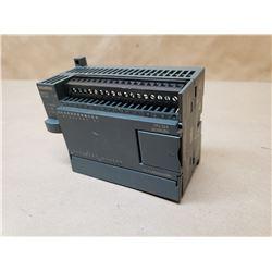 SIEMENS 6ES7 214-1AD23-0XB0 CPU MODULE