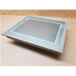 "SIEMENS 6AV6 644-0AA01-2AX0 MP 377 12"" TOUCH"
