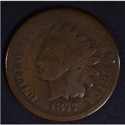 1877 INDIAN CENT GOOD