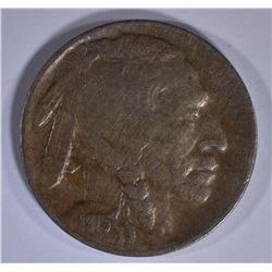 1915-S BUFFALO NICKEL XF