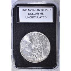 1903 UNC MORGAN DOLLAR