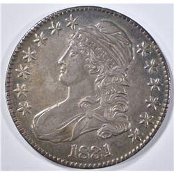 1831 BUST HALF DOLLAR  CH UNC