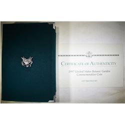 1997 U.S. PRESTIGE PROOF SET ORIG PACKAGING