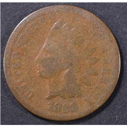 1868 INDIAN CENT GOOD