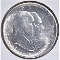 1926 SESQUI COMMEM HALF DOLLAR, BU