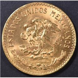 1959 MEXICO 20 PESO GOLD