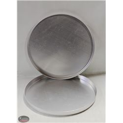 "JOHNSON ROSE 16"" X 1"" DEEP DISH PIZZA / CAKE PAN"
