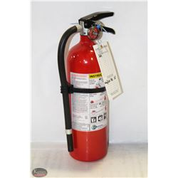 FIRE EXTINGUISHER 5 LB ABC TESTED MAY 2019