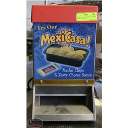 MEXICASA NACHO CHEESE HEATER  MODEL# 793U-A-U2