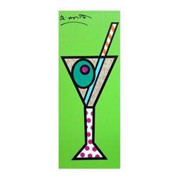 Green Martini by Britto, Romero