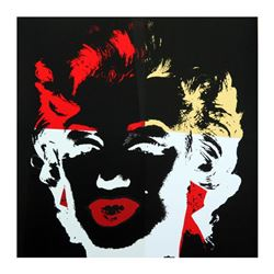 Golden Marilyn 11.39 by Warhol, Andy