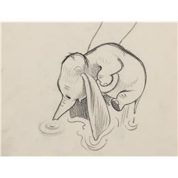 'Dumbo' production layout drawing from Dumbo.