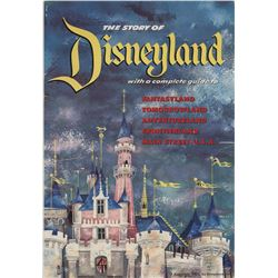 Early Disneyland Guidebooks, Pamphlet, booklet, newspaper insert and magazines.