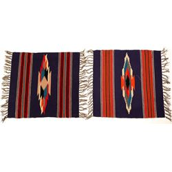 Mexican Rugs / Miniatures  109597