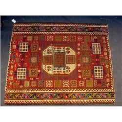 Area Rug, Caucasian Armenian  82068