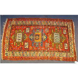 Caucasian Armenian Karachov Rug  82069