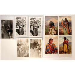 Havasupai Post Cards  100524