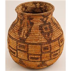 Western Apache Olla Basket  63869