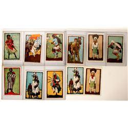 Native American Postcards - Pueblo History  91418