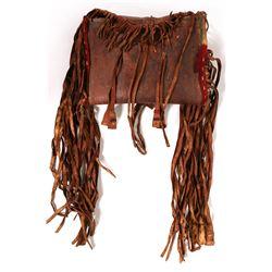 Mexican Rawhide Saddle Bag  109613