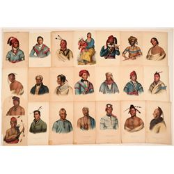 Indian Prints, McKenney & Hall, 1849  108942