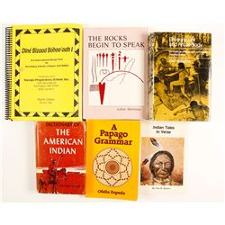 Native American Languages (books)  85836