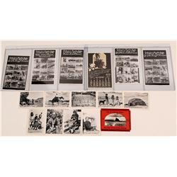 Rare Frasher Advertising cards  104942