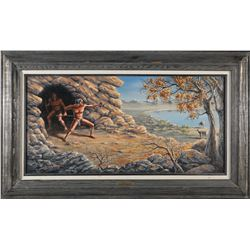 Unusual Luck Oil by William A. Moore  87730