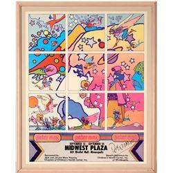 """Poster / """"Perter Max"""".  109692"""