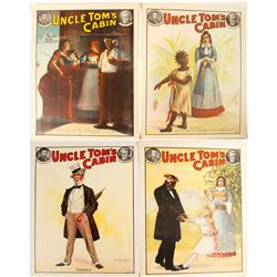 Uncle Tom's Cabin Lithography Group (4)  78967
