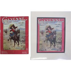 Artistic Covers on Sheet Music  86419