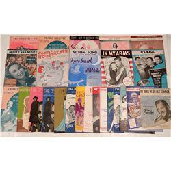 Hollywood Sheet Music  108823