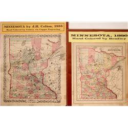 Minnesota Maps (2)  63546