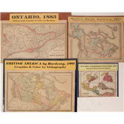 Western Hemisphere Maps (4)  63219