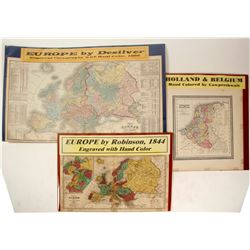 Holland, Belguim and Europa Maps (3)  63113