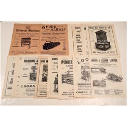 "Newspapers / "" The Textile Manufacturer""  109675"