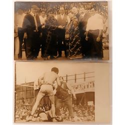 Wolgast-Moran Fight, 1911, San Francisco RPCs  108941