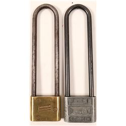 Bicycle Locks / 2 Items  102088