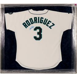 Alex Rodriguez signed Seattle Mariners Jersey  100261