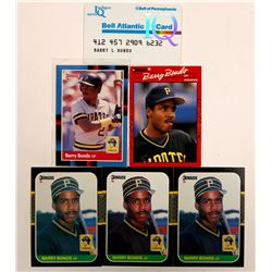 Card Collection Owned By Barry Bonds  104110