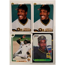 Card Collection Owned By Barry Bonds  104107