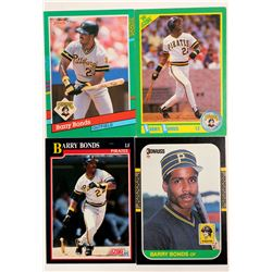 Card Collection Owned By Barry Bonds  104108